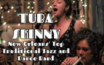 Join us August 30, 2019 for Tuba Skinny