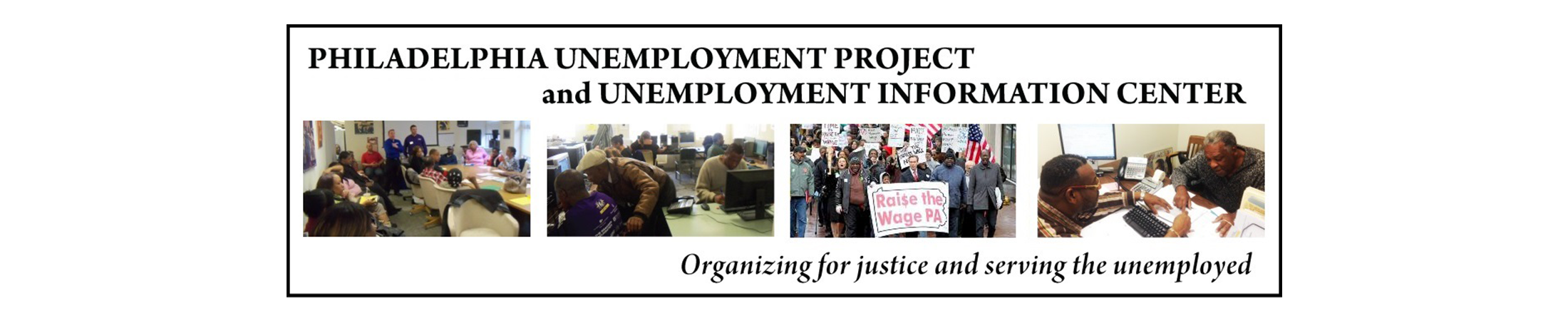 Philadelphia Unemployment Project