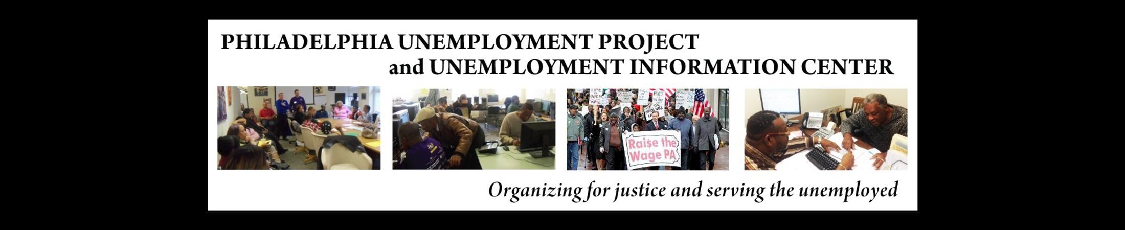 Philadelphia Unemployment Project