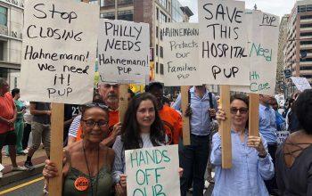 Rally to Save Hahnemann