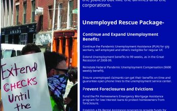 Unemployment Rescue Package