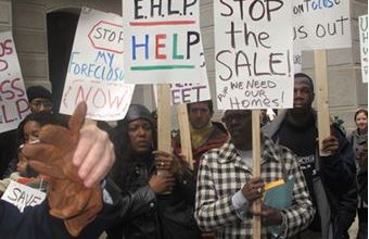 PA IS FACING A FORECLOSURE CRISIS – Save Our Homes Coalition meeting invitation