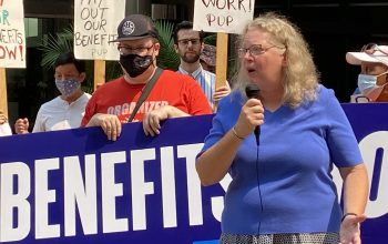 UPDATE: Pennsylvania to resolve cases of unemployment benefits cut off without notice – KYW – Declaring victory