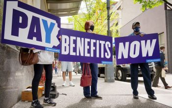 Fix the holdup in jobless benefits